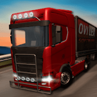 Euro Truck Driver - 2018 (MOD, Unlimited Money)