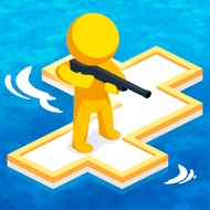 War of Rafts mod apk