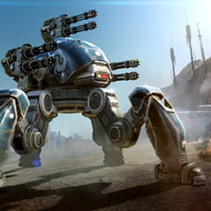 War Robots (MOD, Неактивные боты)
