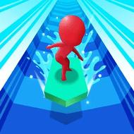 Water Race 3D (MOD, Unlimited Gems)