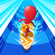 Water Race 3D (MOD, Unlimited Gems)