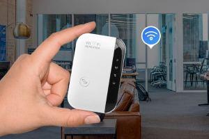 Ученые разработали дешевый усилитель Wi-Fi-сигнала