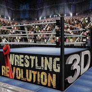 Wrestling Revolution 3D (MOD, Премиум)
