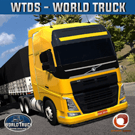 World Truck Driving Simulator (MOD, много денег)