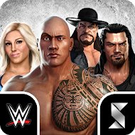 Download WWE Champions (MOD, High Damage) free on android