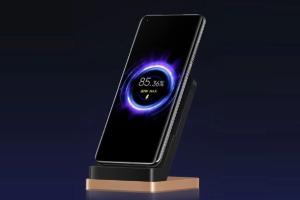 Xiaomi Showcased 80W Wireless Charging