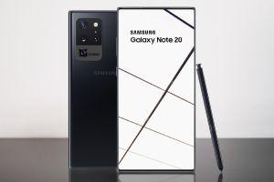 Линейка Galaxy Note 20 не получит версию Ultra