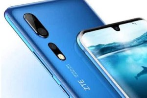 ZTE announced the flagship smartphone Axon 10s Pro